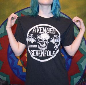 Avenge sevenfold t shirt